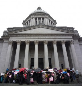 Lobby Day in Olympia