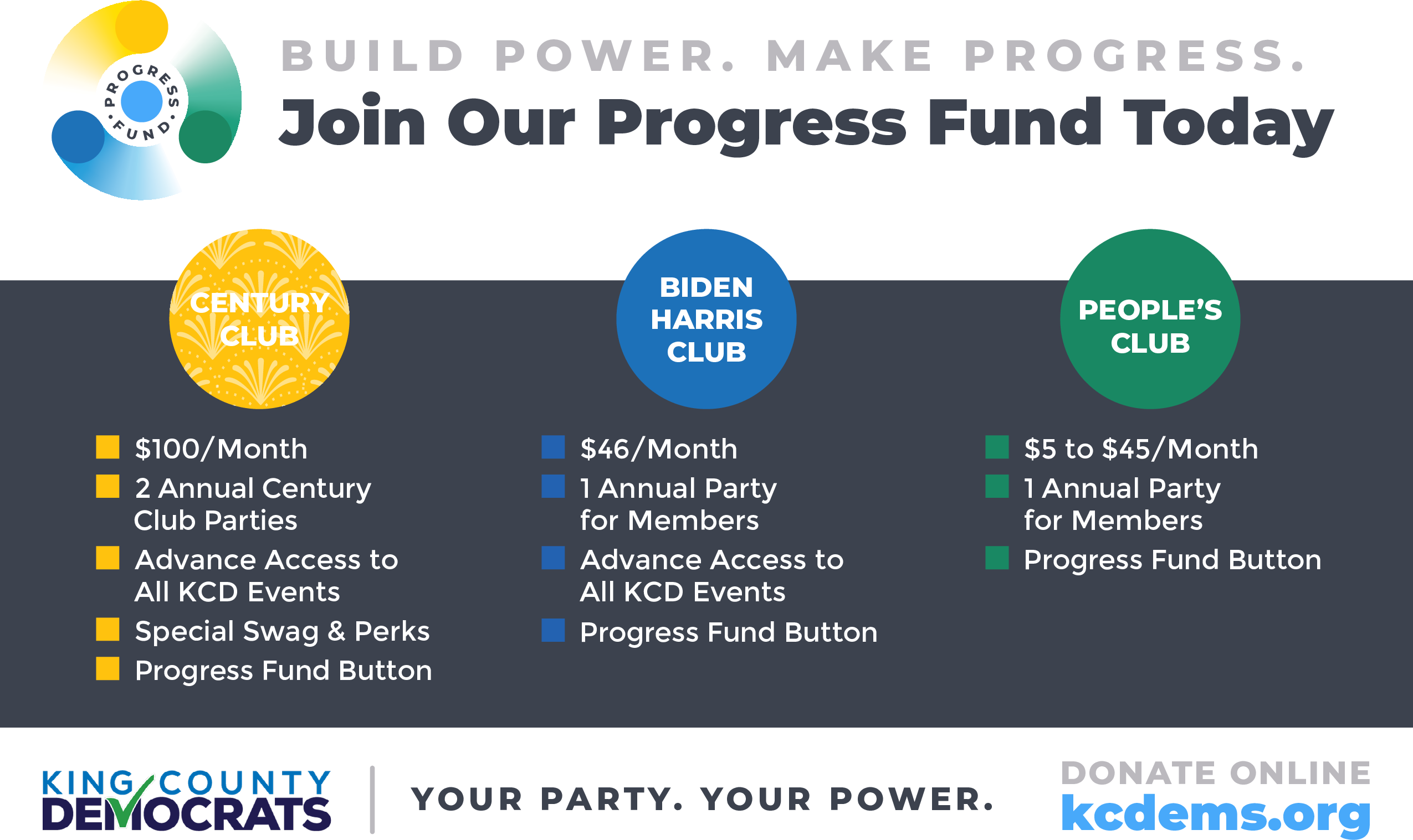 Join the Progress Fund